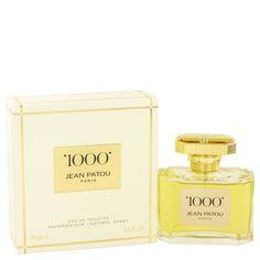 1000 by Jean Patou EDT Spray 2.5 oz Women