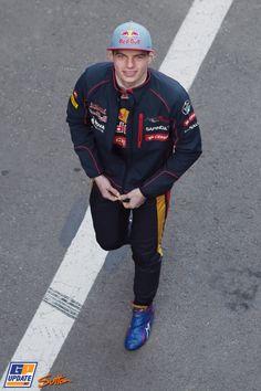 Max Verstappen, Scuderia Toro Rosso, Formule 1-test op Circuit de Catalunya, 19 februari 2015, Formule 1