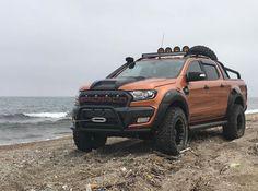 Ford Ranger (European markets)