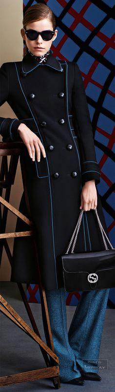 Gucci, Pre-Fall 2015
