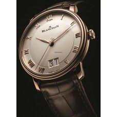 Blancpain [NEW] Villeret Grand Date 40mm Mens 6669-3642-55B (Retail:EUR 20.190) ~ Best Price HK$116,000