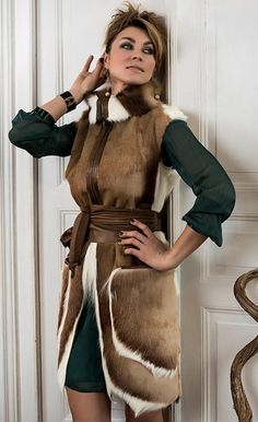 Gazelle Collection by Borello Torino #fur