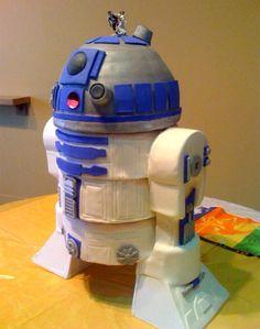 Star Wars Wedding Cake / 30 Rock / Liz Lemon