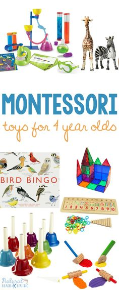 The Ultimate Guide for The Best Montessori Toys for 4 Year Olds Montessori Toys Toys for Preschoolers Educational Toys Montessori Toys KindergartenGift Baby Boy Toys, Best Baby Toys, Toddler Toys, Educational Toys For Preschoolers, Best Educational Toys, Kindergarten Gifts, Preschool Gifts, Preschool Education, 4 Year Old Activities