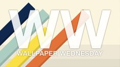 Reduce Desktop Clutter with These Great, Simple Wallpapers
