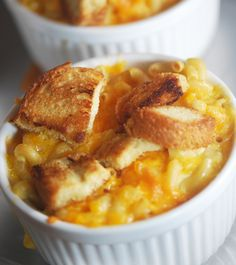 The best mac & cheese Sunny Anderson recipe. Already have made it, AMAZING!