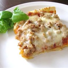 Chicago-Style Pan Pizza - made this and it is awesome!!!