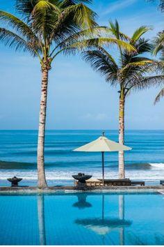 The Legian, Seminyak, Bali, Indonesia.