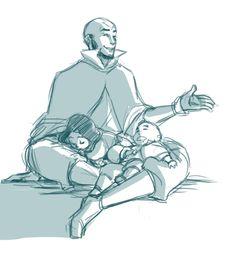 Aang's the best.