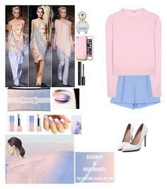 """""""the colors of 2016"""" by angelinavelasquez ❤ liked on Polyvore featuring moda, STELLA McCARTNEY, Miu Miu, Marc Jacobs, Chanel, women's clothing, women's fashion, women, female y woman"""