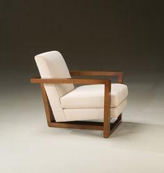 Chair Design Ideas, Contemporary Lounge Chair Roger Lounge Chair From Thayer Coggin Contemporary Armchairs And Accent Chairs By Thayer Coggin: Contemporary Lounge Chair Living Room