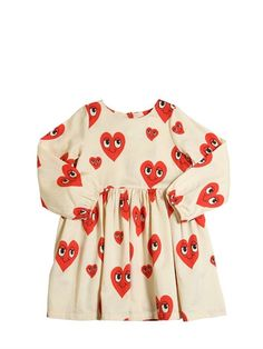 DRESSES - MINI RODINI - LUISAVIAROMA.COM - GIRLS CLOTHING - FALL WINTER 2016…