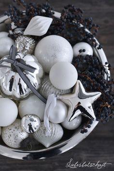 Christmas deco ideas (Schale)