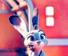 Zootopia Try Everything music will stay in your long fluffy bunny ears!!!!!!❤Forever.❤