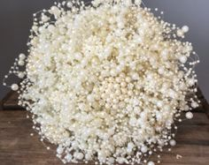 Ramo perla bola de cristal ramo de Novia de por UptownGirlzz