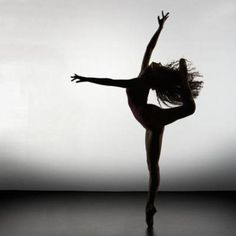 """""""dancers are the athletes of God"""""""