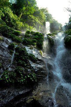 Tamarraw Falls, Puerto Galera