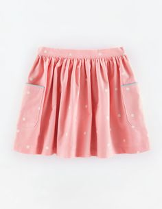 Pretty Printed Skirt 32648 Skirts at Boden