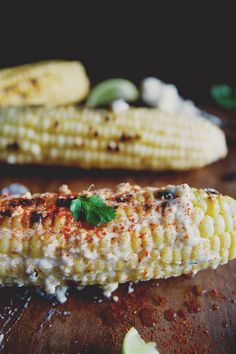 Mexican Street Corn Vegetable Reshoot