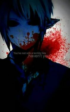For a sec I thought it was eyeless jack but then looked closer... IT WAS BEN