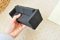 How to Make Modern Dollhouse Furniture