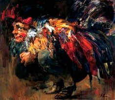 Nikolai Blokhin  - Николай Блохин   here  and here        Article to the new catalog   ''Nikolai Blokhin artist who everyone - education, at...