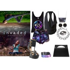 Outfit inspired by Invaded (Alienated #2) By Melissa Landers