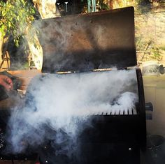 Fan replaced. #traeger is back in action! #traegergrills #grilling #smoking #baking and what not. Reposted Via @jwhipp