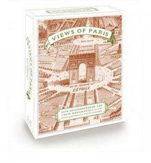 Views Of Paris Boxed Notecards by Hederman, Angela 9781932411041 | Books | Taltrade