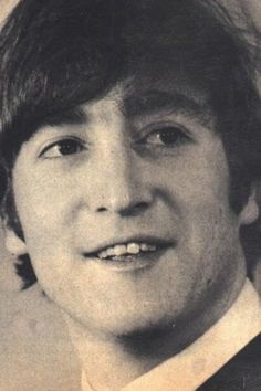John Lennon (Source- https://www.facebook.com/pages/John-Lennon-U-R-Wonderful-and-I-Love-You/117953921593879?fref=ts)