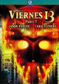 Viernes 13 Parte 8 online latino 1989 - Terror