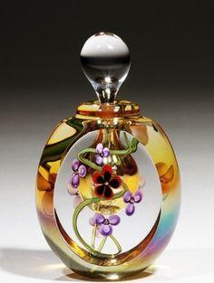 vintage perfume bottle #perfume #packaging