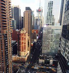 Schau Dir dieses großartige Inserat bei Airbnb an: TIMES SQUARE OPPULENCE in New York