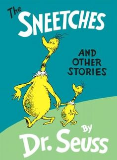 """""""The day they decided that Sneetches are Sneetches. And no kind of Sneetch is the best on the beaches."""" ~ The Sneetches and Other Stories by Dr. Seuss, another of my childhood favorites Elementary School Counseling, School Counselor, Elementary Schools, High Schools, Counseling Activities, Career Counseling, School Teacher, Dr. Seuss, This Is A Book"""