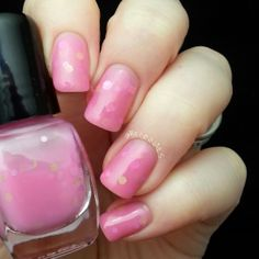 BeginNails: Every Journey Has a Beginning: Vixen Lacquer Swatches and Review.  May Flowers swatched by @Beginnails (Kristi)