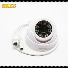 HD 1080P 2MP Dome IP Camera IR Indoor  Security ONVIF 2.0 Night Vision P2P IP Cam IR Cut Filter Free Shipping