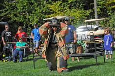 Firefighter Appreciation Weekend at Danforth Bay is a tradition going on