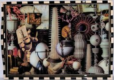 A cabinet of curiosities was an encyclopedic collection in Renaissance Europe of types of objects whose categorical boundaries were yet to be defined.