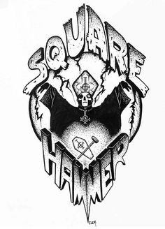 Square Hammer - Ghost