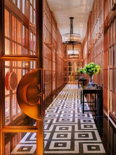 Rosewood London, luxury hotel in London. | For more ideas and inspirations for luxury homes visit: www.bocadolobo.com
