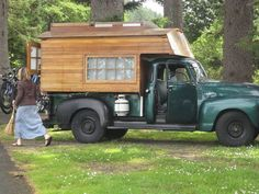 Difflock :: View topic - Building a 4x4 camper. L200 pick up with demountable camper.