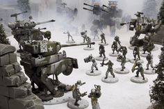 dust tactics terrain - Google Search