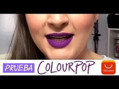 A PRUEBA: Labiales de Colourpop de Aliexpress | Noe`s Vlog - YouTube