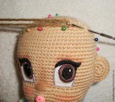Amigurumi Eyes Embroidery : Embroider eyes for knitted toys DIY Amigurumi / DIY Toys ...