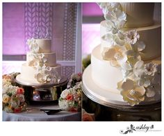 Beautiful wedding cake