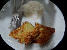 Maria Pechinchinha: Tortinha feita com salgadinho ( Ruffles ou Doritos)