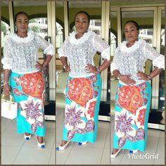 Nice African dress