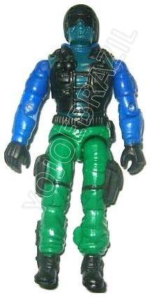 Descrição:  O Armadilha (Armadilha) foi lançado no Brasil em 1995 (Série 12) pela companhia de Brinquedos Estrela, a figura corresponde ao m...