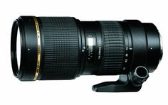 Tamron AF 70-200mm f/2.8 Di LD IF Macro Lens for Canon Digital Camera.... yes!