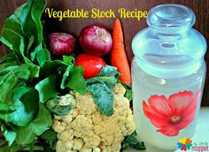 How to make Vegetable Stock for little ones Baby Food Recipes, Indian Food Recipes, Soup Recipes, Cooking Recipes, Starting Solids Baby, Vegetable Stock, Vegetable Soups, Baby Puree, All Vegetables